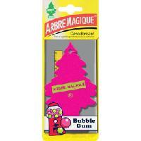 Desodorisants 12 Desodorisants Bubble gum Arbre Magique