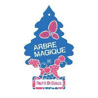 Desodorisants 1 Desodorisant Arbre Magique -Frutti di Bosco-