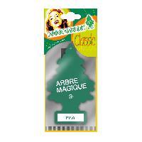 Desodorisants 1 Desodorisant Arbre Magique -Pins-