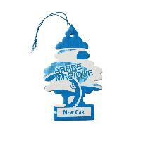 Desodorisants 1 Desodorisant New car Arbre Magique