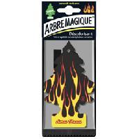 Desodorisants 1 Desodorisant Rock Citrus Flames Arbre Magique