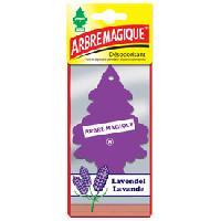 Desodorisants 1 Desodorisant lavande Arbre Magique