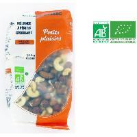 Desserts - Aide Patisserie BIOTHENTIC Mélange apéritif croquant bio - 300 g - Generique