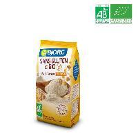 Desserts - Aide Patisserie Mix de 3 farines - Sans gluten - Bio - 500g - Generique