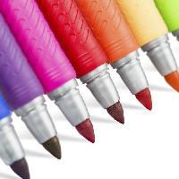 Dessin - Coloriage BIC Marking Colour Collection - Présentoir de 54 Marqueurs Permanents. 36 a Pointe Fine et 18 a Pointe Ultra-Fine