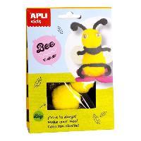 Dessin - Coloriage Boite kit creatif abeille