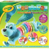 Dessin - Coloriage CRAYOLA Doodle Dog. Le Chien Créatif