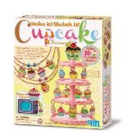 Dessin - Coloriage CREA Charme cupcake