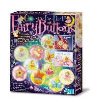 Dessin - Coloriage CREA Fairy Bouton phosphorescent