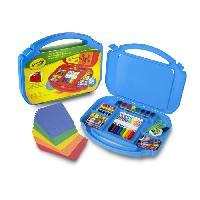 Dessin - Coloriage Crayola - Atelier portable tout-en-un - Activites pour les enfants