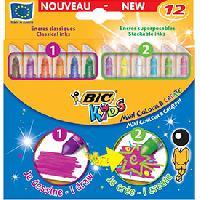 Dessin - Coloriage Feutres a colorier magique BIC Generique