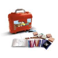 Dessin - Coloriage PIRATES Malette de timbres et dessins Generique