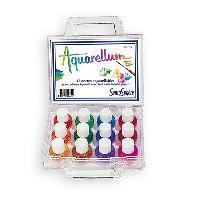 Dessin - Coloriage SENTOSPHERE Valisette 12 Encres