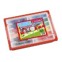 Dessin - Coloriage STABILO - Schoolpack - lot de 144 feutres de coloriage