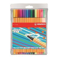 Dessin - Coloriage STABILO 15 stylos-feutres Individual just like you - Point 88
