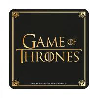 Dessous De Verre - Dessous De Bouteille Dessous de verre Game Of Thrones : Logo - Half Moon Bay Bbq