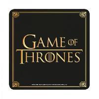 Dessous De Verre - Dessous De Bouteille Dessous de verres Game Of Thrones- Logo