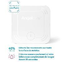 Detecteur De Mouvement Bebe ANGEL CARE Moniteur de mouvements pour bebe AC027 sans fil SensAsure