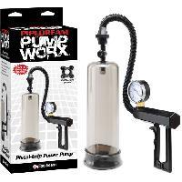 Developpeurs penis Developpeur Pistol-Grip Power Pump