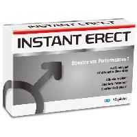 Developpeurs penis Instant Erect - 10 gelules
