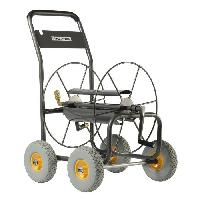 Devidoir - Enrouleur Devidoir 4 roues - 110m