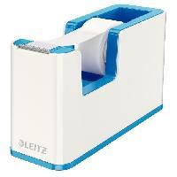 Devidoir Note Adhesive Devidoir de bureau - Bleu