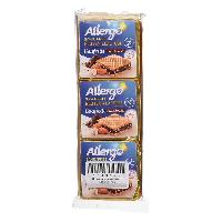 Dietetique Minceur Allergo Gaufrettes chocolat amande - 63 g - Bjorg