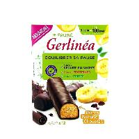 Dietetique Minceur Bar banane chocolat - 372g