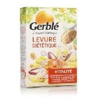 Dietetique Minceur GERBLE Levure de biere au malt d'orge - 150 g