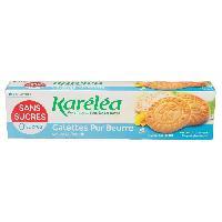 Dietetique Minceur Galettes pur beurre - sans sucres - 125g
