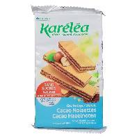Dietetique Minceur Karéléa Gaufrettes cacao noisettes - 200 g - Bjorg