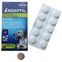 Diffuseur Bien-etre - Spray Appaisant - Anti-stress - Nervosite ADAPTIL Comprimes anti-stress - Boite de 10 comprimes - Pour chien - Ceva