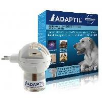 Diffuseur Bien-etre - Spray Appaisant - Anti-stress - Nervosite ADAPTIL Diffuseur + recharge anti-stress 48 ml - 30 jours - Pour chien et chiot Ceva