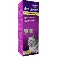 Diffuseur Bien-etre - Spray Appaisant - Anti-stress - Nervosite FELIWAY Spray anti-stress 60 ml - Pour chat - Ceva
