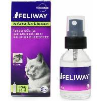 Diffuseur Bien-etre - Spray Appaisant - Anti-stress - Nervosite FELIWAY Spray anti-stress voyage 20 ml - Pour chat