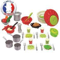 Dinette - Cuisine Coffret Cooking