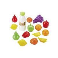 Dinette - Cuisine ECOIFFIER CHEF Filet Fruits et Legumes