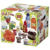 Dinette - Cuisine ECOIFFIER CHEF Pack Drive Accessoires Dinette