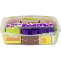 Dinette - Cuisine VICAM Malette plastique + Dinette