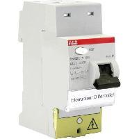 Disjoncteur - Accessoire Disjoncteur ABB Interrupteur differentiel FH202S 63 A de type A