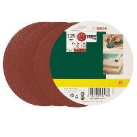 Disque Abrasif 25 disques abrasifs excentriques 125 mm