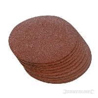 Disque Abrasif Lot de 10 disques abrasifs auto-agrippants 125 mm
