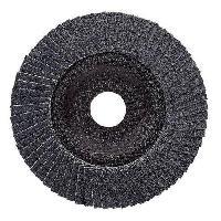 Disque De Meuleuse - Disque De Decoupe BOSCH Disque a lamelles. plateau - Diametre 180mm - Grain 40