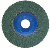 Disque De Meuleuse - Disque De Decoupe BOSCH Plateau a lamelle X581 Inox - 180 mm