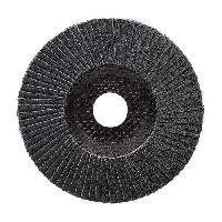 Disque De Meuleuse - Disque De Decoupe BOSCH Plateau a lamelles Best For Metal surface plate - Diametre 180mm - Grain 40