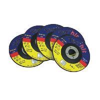 Disque De Meuleuse - Disque De Decoupe TEC HIT Jeu 5 disques diametre 115 mm fer