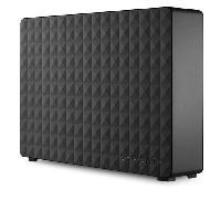 Disque Dur Externe SEAGATE - Disque dur externe - Expansion Desktop - 4 To - Noir -STEL4000200-