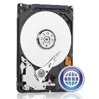 Disque Dur Interne Disque dur Western Digital 2.5. 500 Go Blue SATA 5400 tpm. 16 Mo -WD5000LPCX-