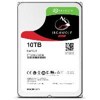 Disque Dur Interne NAS HDD Iron Wolf 10To 3.5