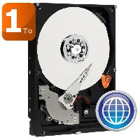 Disque Dur Interne WD Blue 1To 64Mo 3.5